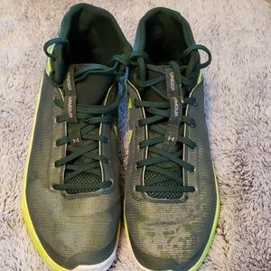 Under Armour basketball shoes